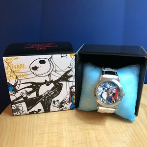 NWT DISNEY NIGHTMARE BEFIRE CHRISTMAS watch